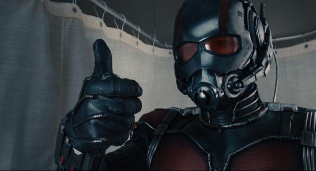 Marvels First Trailer For Ant Man Is Out And Looks Amazing antman