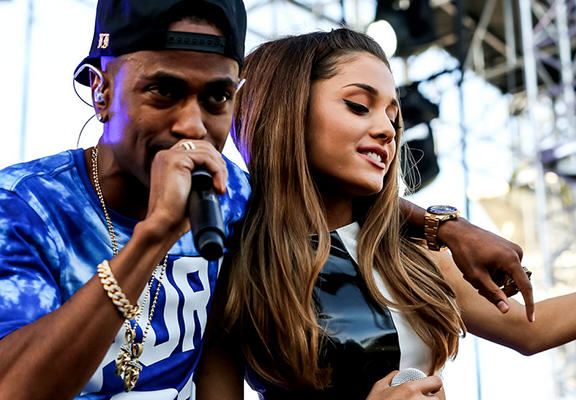 Ariana Grandes Dad Isnt Happy About Big Sean Giving Her The D arianaWEBTHUMBNEW