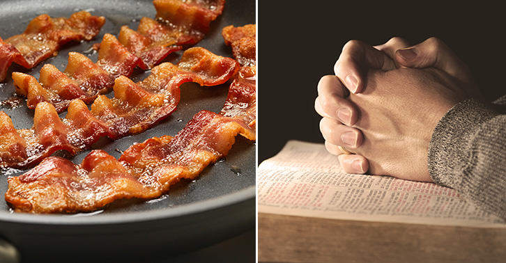 There Is An Actual Church Of Bacon, But People Arent Happy baconthumb