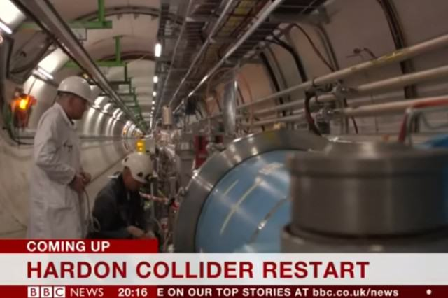 BBC Typo Goes Viral After They Claim Hardon Collider Is Coming Up bbc 640x426