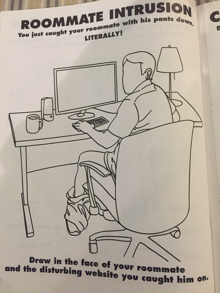 This Colouring Book For Adults May Just Be The Best Thing Weve Seen Today colour
