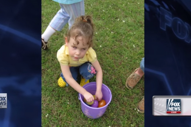 Dad Creates Beeping Easter Eggs For Blind Daughter To Hunt dad 640x426