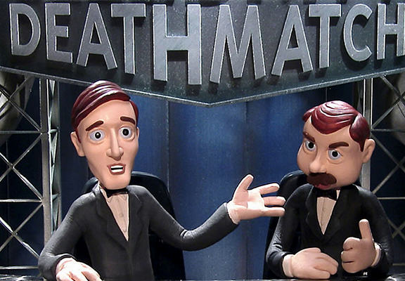 MTV Announces Plans For A Brand New Series Of Celebrity Deathmatch deathmatchWEBTHUMBNEW
