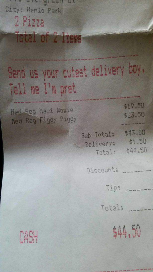 Pizza Boy Thinks Hes Been Summoned To College Party, Ends Up With Birthday Reject delivery2