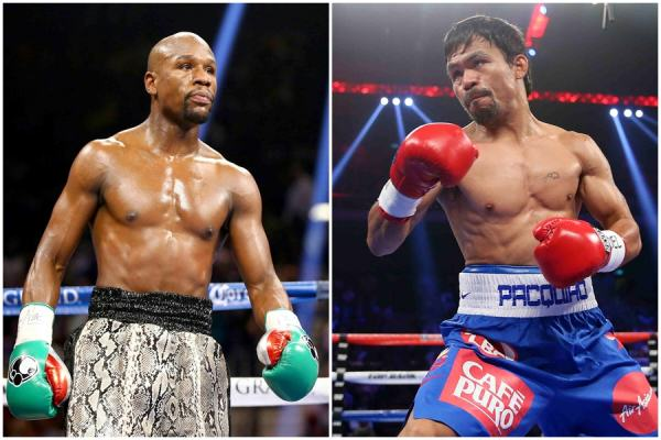 Manny Pacquiao To Spend $3 Million On Fight Tickets For His 900 Entourage floyd