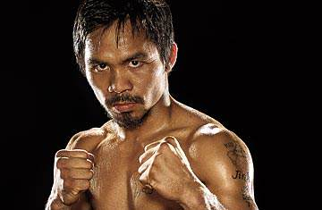 Muhammad Alis Daughter Says He Is #TeamPacquiao hgtfrde