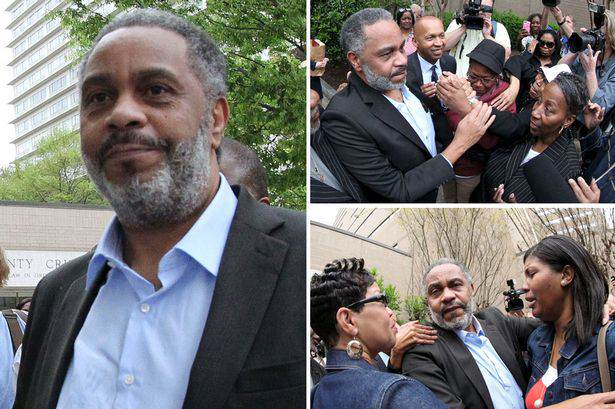 Man Who Spent Thirty Years On Death Row Freed After Wrongful Conviction hinton1
