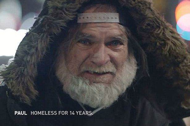 Homeless People Read Out Horrendous Tweets, Makes You Question Humanity homeless1