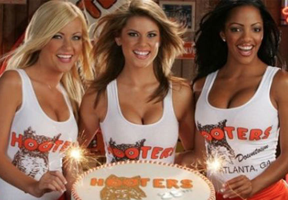 Worlds Biggest Hooters Restaurant Will Open In Las Vegas This Year hootersWEBTHUMBNEW