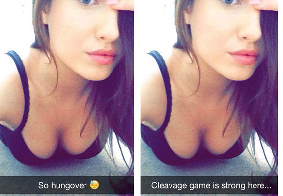 Girl Shows Guys What Snapchats Really Mean, And Theyre Not As Innocent As You Think insta web1