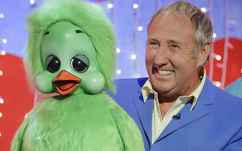 Orville The Duck Ventriloquist Keith Harris Dies Aged 67 keith harris 3283364b