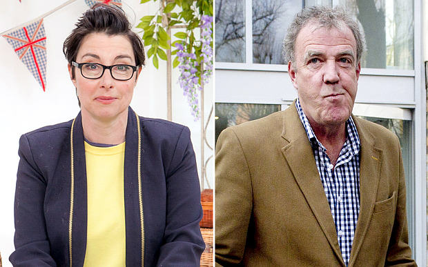 Sue Perkins Is Bookies Favourite To Take Over Top Gear lol