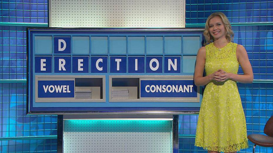 Finally, A Wild Erection Appears On Countdown lol1