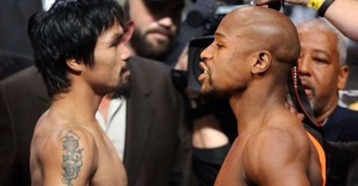 Manny Pacquiao Is Facing A $5 Million Lawsuit Over His Shoulder Injury mannyfloyd