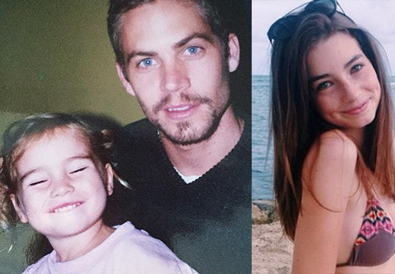 Paul Walkers Daughter Shares Touching Throwback Image Of Her And Her Father meadowWEBTHUMBNEW