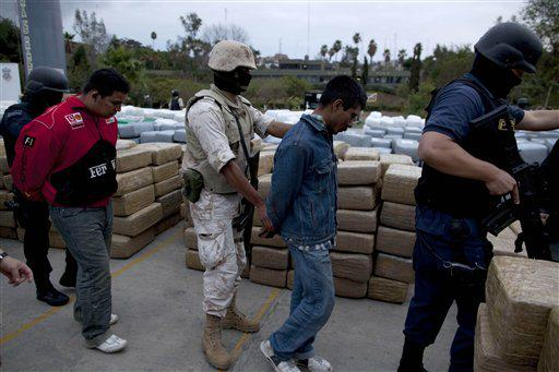 Drug Cartels Suffering Since Weed Was Legalised In The USA mexican1