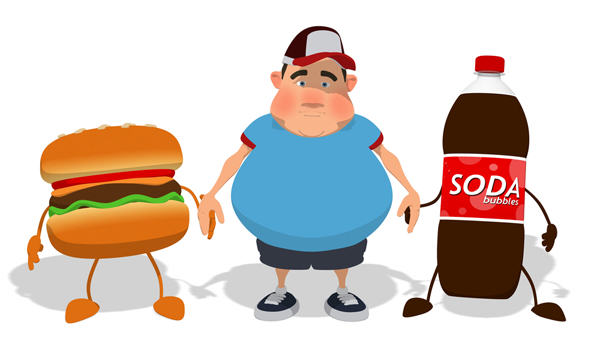 The Food Industry Is Lying To You, Obesity Cant Be Outrun Without A Healthy Diet obesity soda