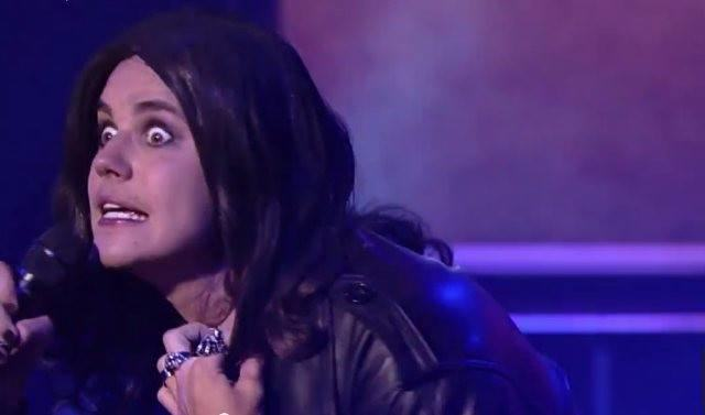 Turns Out Justin Bieber Does A Really F*cking Good Ozzy Osbourne ozzy1