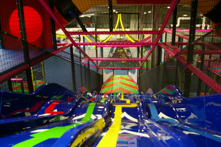 Play Centre Offers Adult Only Sessions, Looks Seriously Amazing play centre
