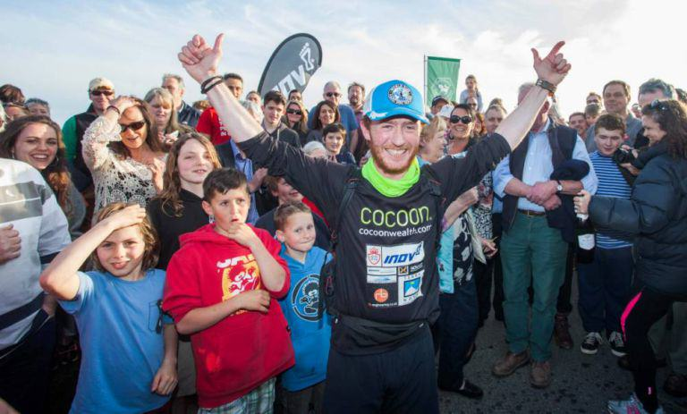 British Man Runs 16,000 Miles Around World In Record Time run2
