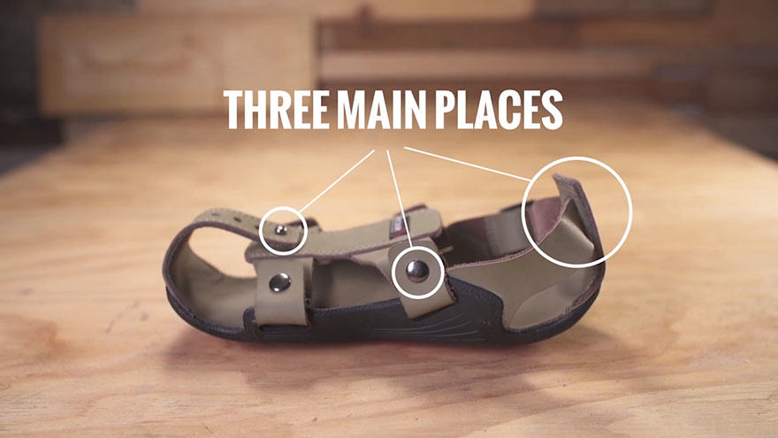 Man Creates Shoes That Grow So Poor Kids Dont Outgrow Them shoesthat