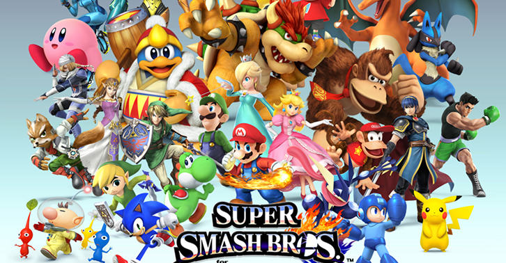 After Sony Was Hacked Again, Plans For A Super Smash Bros Movie Have Emerged smashtn2