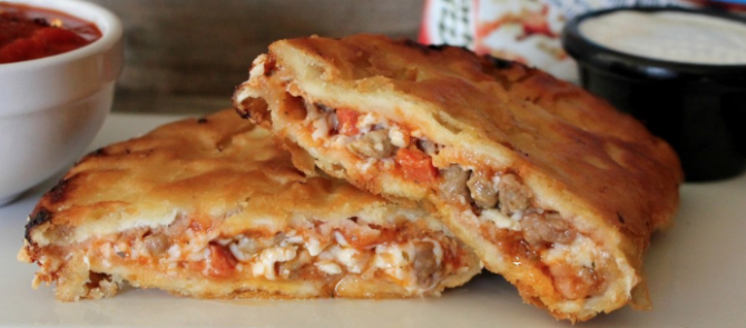 These Pizza Tacos Are Perfect For A Hangover tacos