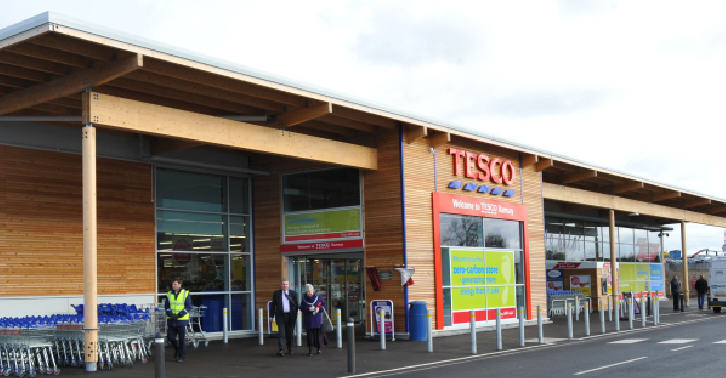 Twitter Reacts To Tescos £6.4bn Record Loss tesco fb