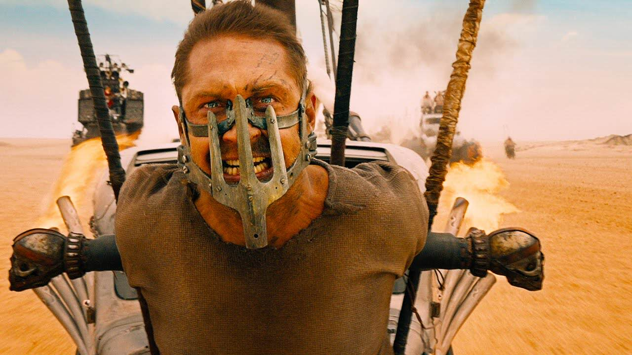 The New Mad Max: Fury Road Trailer Looks Insane thew new mad max fury road trail
