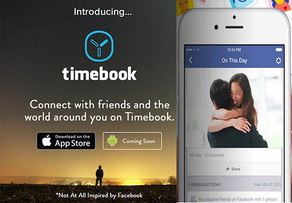 Timehop Throws Shade At Facebook In April Fools Prank timehopWEBTHUMBNEW