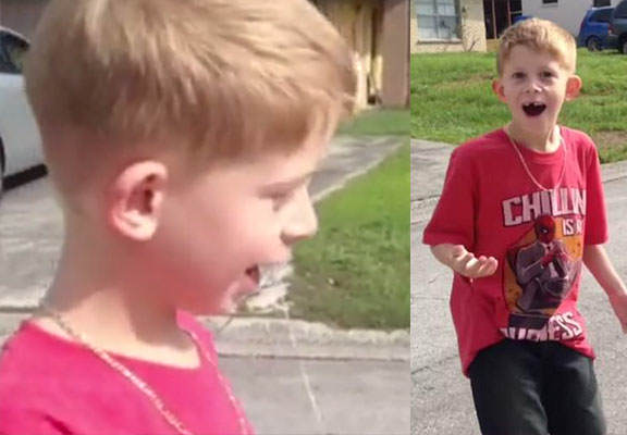 Dad Ties Sons Tooth To Chevrolet, You Can Probably Guess What Happened next toothWEBTHUMBNEW