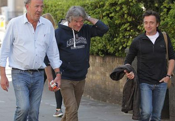 Jeremy Clarkson, James May And Richard Hammond Reunite For First Time Since Fracas topgearWEBTHUMBNEW Recovered