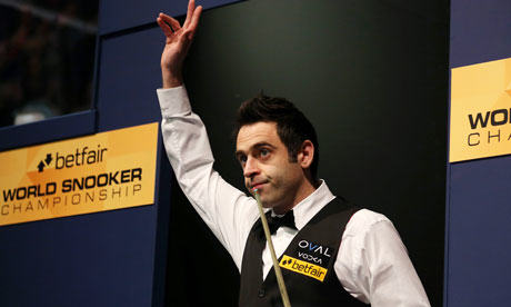 Ronnie OSullivan Is Giving Away a £350K Apartment As A Prize In A £1.50 Raffle trhge