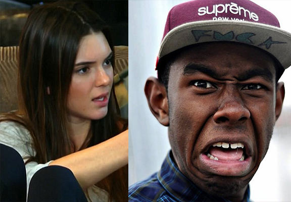 Tyler The Creator Rants At Kendall Jenner For Thinking Shes Cute tylerWEBTHUMBNEW