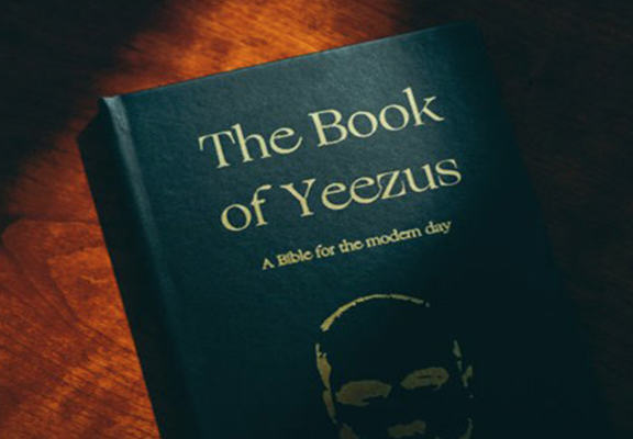 Bible Replaces Every Mention Of God With Kanye West In The Book Of Yeezus yeezusWEBTHUMBNEW