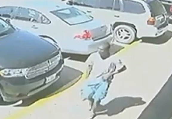 Mother Hands Son Over To Police After Catching Him Rob An iPad From Kid 110
