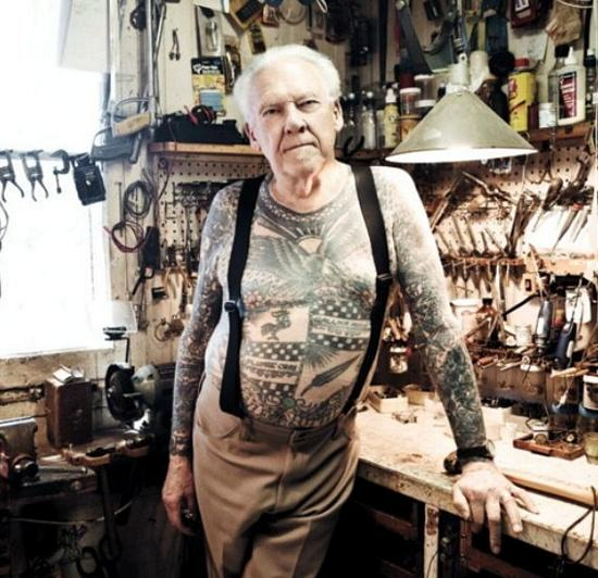 You Wont Regret That Tattoo   Documentary About Tattoos Getting Old 1118