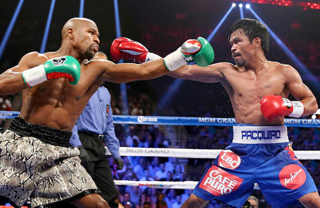 Manny Pacquiaos Daughter Doesnt Want A Rematch 112