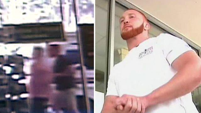 MMA Fighter Chases Down Bank Robber, Hogties Him Until Police Arrive 1121