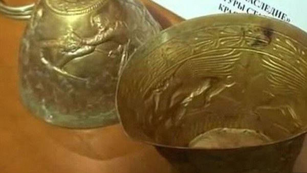 Golden Bongs Used To Smoke Weed 2400 Years Ago Found By Archaeologists 11401