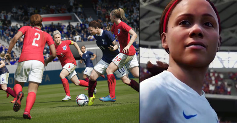 Official FIFA 16 Trailer Drops, Womens National Teams Are IN 1148