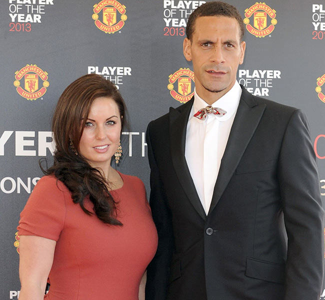 Rio Ferdinand Retires From Football, Dedicates Speech To Late Wife 1163