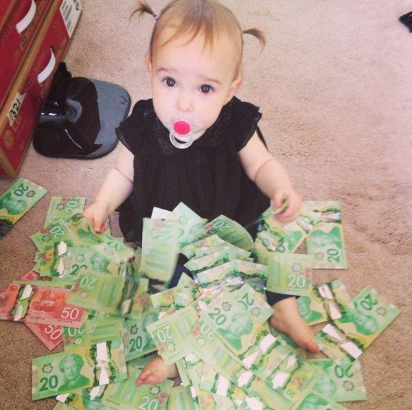 Apparently Rich Babies Of Instagram Is Now A Thing 1310