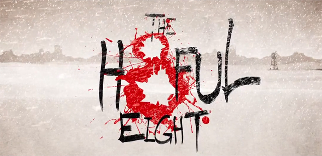 First Look Photos Of Tarantinos New Film The Hateful Eight Have Been Released 14