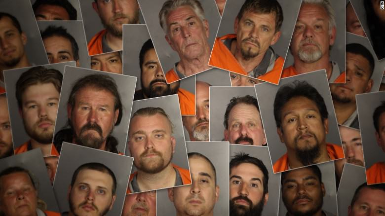 Police Confiscated 320 Weapons From Texas Biker Gang Shootout 150519105906 texas biker mugshots collage exlarge 169