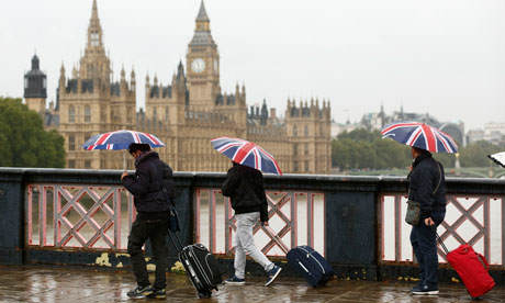 This Summer Is Set To Be A Rainy Washout 155