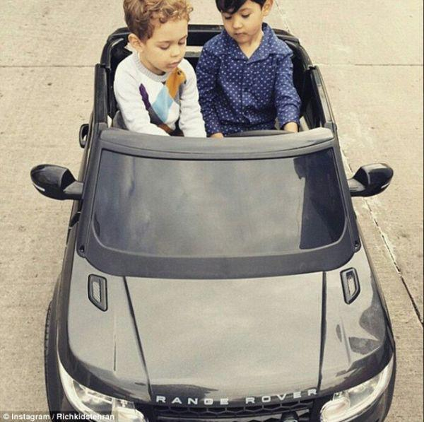 Apparently Rich Babies Of Instagram Is Now A Thing 173