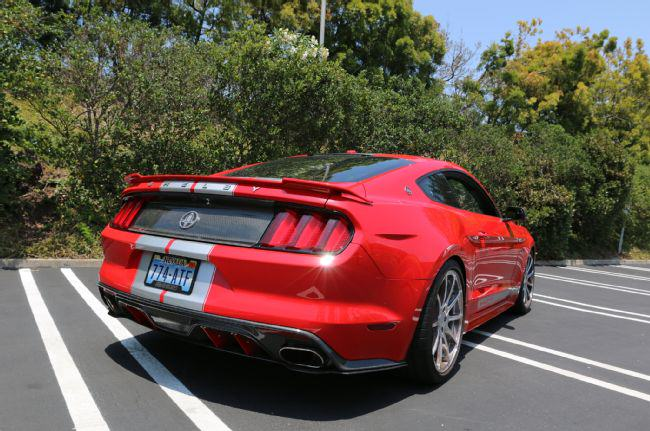 The New 2015 Shelby GT Mustang Is A Beautiful Machine 2015 shelby gt mustang 23