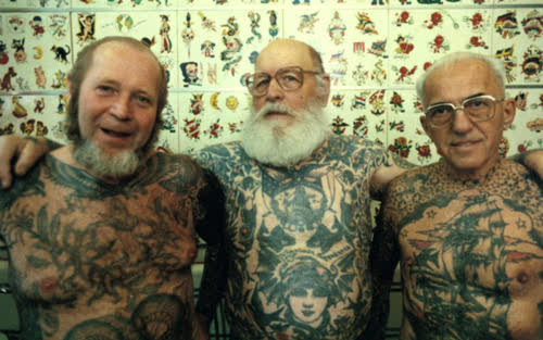 You Wont Regret That Tattoo   Documentary About Tattoos Getting Old 237