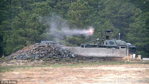 Ripsaw: The New Drone Tank Ready To Lead US Army Into Battle 242